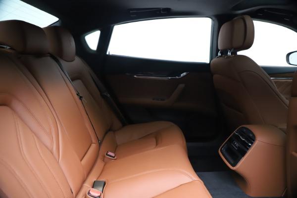 New 2020 Maserati Quattroporte S Q4 GranLusso for sale $117,935 at Bugatti of Greenwich in Greenwich CT 06830 27