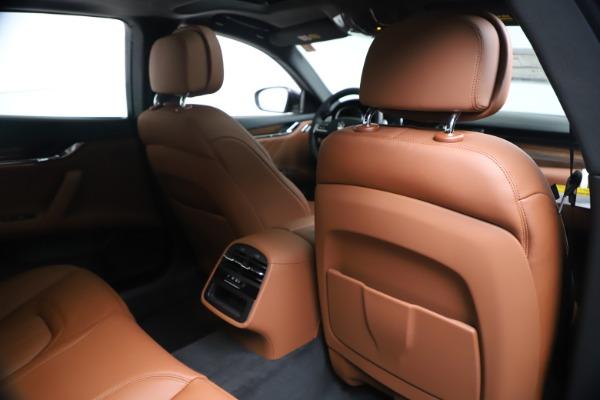 New 2020 Maserati Quattroporte S Q4 GranLusso for sale $117,935 at Bugatti of Greenwich in Greenwich CT 06830 28