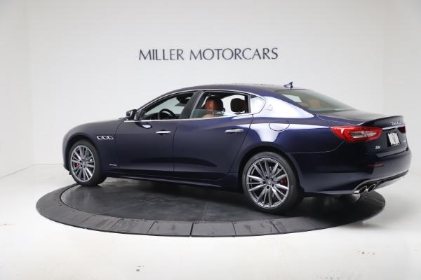 New 2020 Maserati Quattroporte S Q4 GranLusso for sale $117,935 at Bugatti of Greenwich in Greenwich CT 06830 4