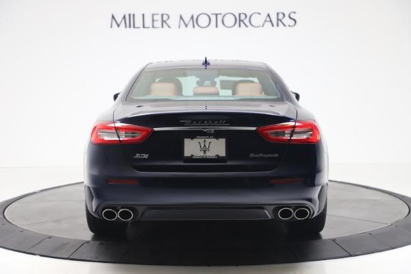 New 2020 Maserati Quattroporte S Q4 GranLusso for sale $117,935 at Bugatti of Greenwich in Greenwich CT 06830 6