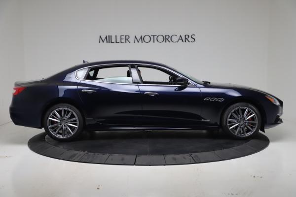 New 2020 Maserati Quattroporte S Q4 GranLusso for sale $117,935 at Bugatti of Greenwich in Greenwich CT 06830 9