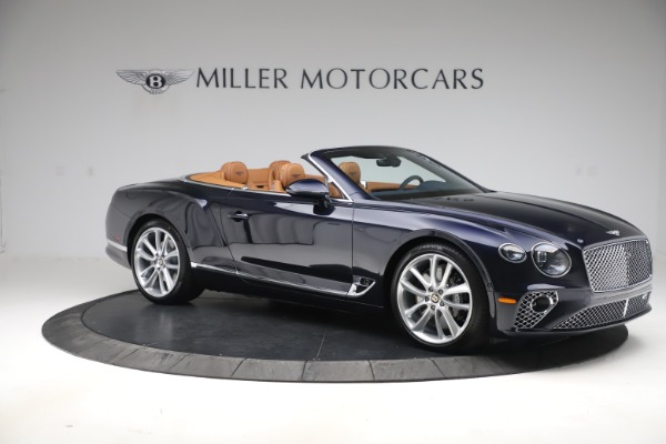 New 2020 Bentley Continental GTC W12 for sale $292,575 at Bugatti of Greenwich in Greenwich CT 06830 10