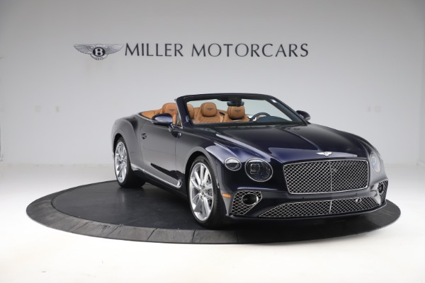 New 2020 Bentley Continental GTC W12 for sale $292,575 at Bugatti of Greenwich in Greenwich CT 06830 11