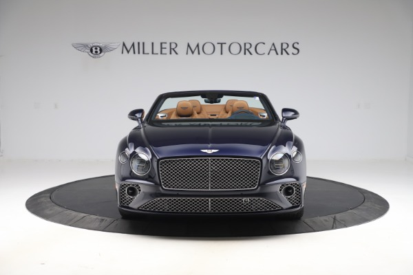 New 2020 Bentley Continental GTC W12 for sale $292,575 at Bugatti of Greenwich in Greenwich CT 06830 12