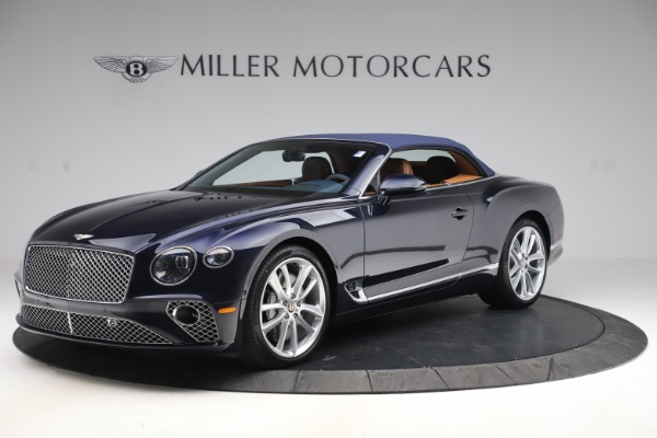 New 2020 Bentley Continental GTC W12 for sale $292,575 at Bugatti of Greenwich in Greenwich CT 06830 13