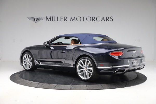 New 2020 Bentley Continental GTC W12 for sale $292,575 at Bugatti of Greenwich in Greenwich CT 06830 15