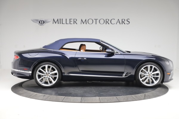 New 2020 Bentley Continental GTC W12 for sale $292,575 at Bugatti of Greenwich in Greenwich CT 06830 18
