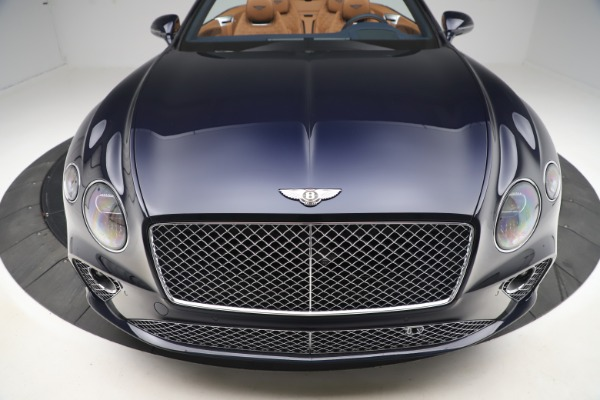 New 2020 Bentley Continental GTC W12 for sale $292,575 at Bugatti of Greenwich in Greenwich CT 06830 19