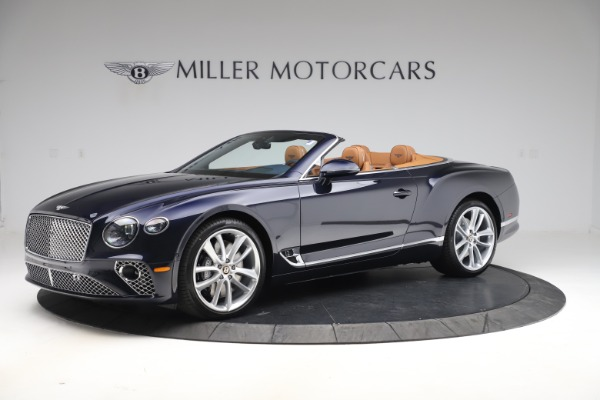 New 2020 Bentley Continental GTC W12 for sale $292,575 at Bugatti of Greenwich in Greenwich CT 06830 2