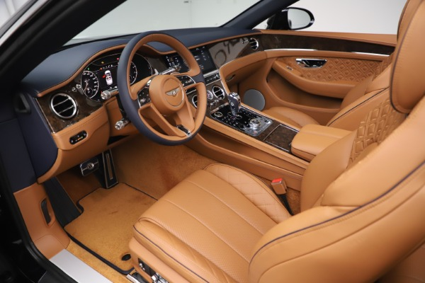 New 2020 Bentley Continental GTC W12 for sale $292,575 at Bugatti of Greenwich in Greenwich CT 06830 24