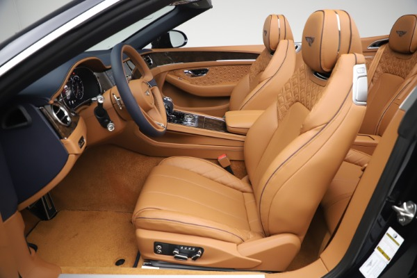New 2020 Bentley Continental GTC W12 for sale $292,575 at Bugatti of Greenwich in Greenwich CT 06830 25