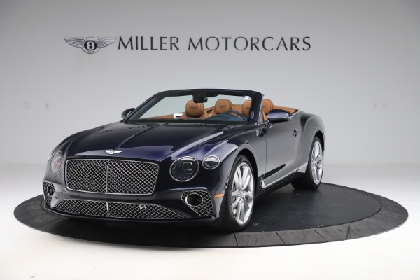 New 2020 Bentley Continental GTC W12 for sale $292,575 at Bugatti of Greenwich in Greenwich CT 06830 1