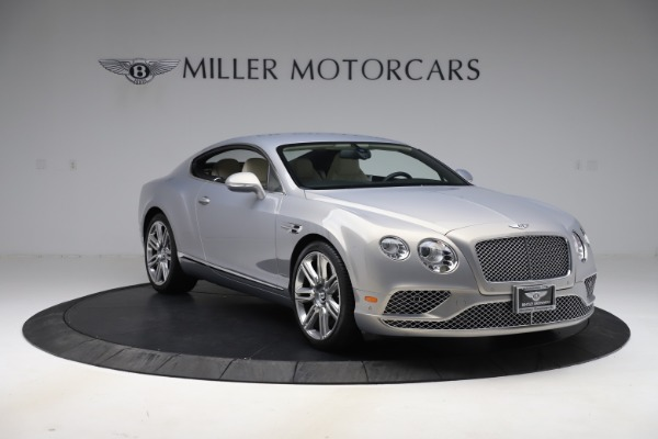 New 2016 Bentley Continental GT W12 for sale $128,900 at Bugatti of Greenwich in Greenwich CT 06830 11