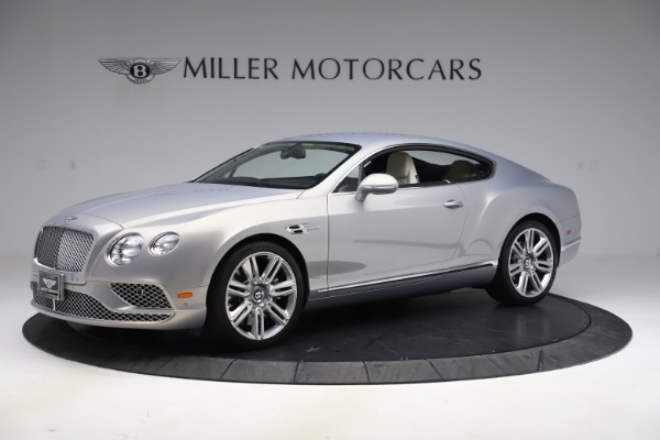 Used 2016 Bentley Continental GT W12 for sale $134,900 at Bugatti of Greenwich in Greenwich CT 06830 2