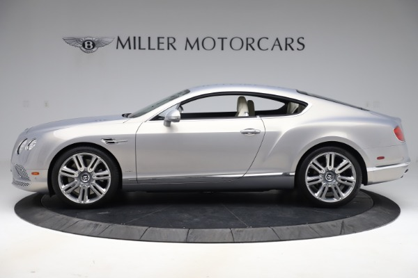 Used 2016 Bentley Continental GT W12 for sale $134,900 at Bugatti of Greenwich in Greenwich CT 06830 3