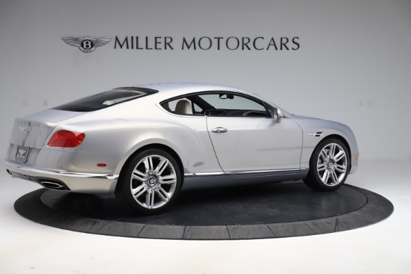 New 2016 Bentley Continental GT W12 for sale $128,900 at Bugatti of Greenwich in Greenwich CT 06830 8