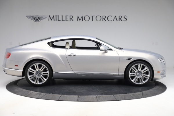 New 2016 Bentley Continental GT W12 for sale $128,900 at Bugatti of Greenwich in Greenwich CT 06830 9