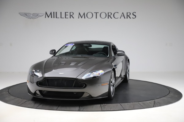 Used 2012 Aston Martin V12 Vantage Coupe for sale $115,900 at Bugatti of Greenwich in Greenwich CT 06830 12