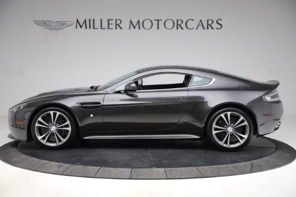 Used 2012 Aston Martin V12 Vantage Coupe for sale $115,900 at Bugatti of Greenwich in Greenwich CT 06830 2