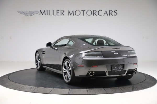 Used 2012 Aston Martin V12 Vantage Coupe for sale $115,900 at Bugatti of Greenwich in Greenwich CT 06830 4