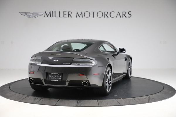 Used 2012 Aston Martin V12 Vantage Coupe for sale $115,900 at Bugatti of Greenwich in Greenwich CT 06830 6