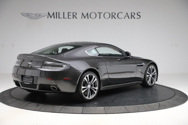 Used 2012 Aston Martin V12 Vantage Coupe for sale $115,900 at Bugatti of Greenwich in Greenwich CT 06830 7