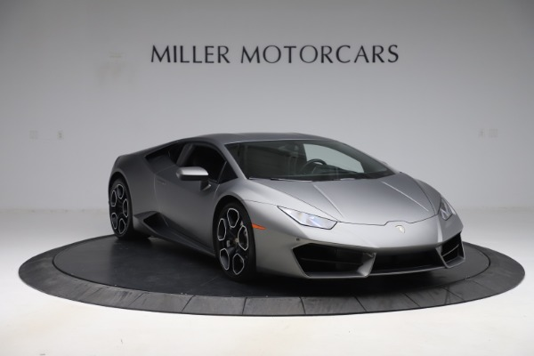 Used 2017 Lamborghini Huracan LP 580-2 for sale $179,900 at Bugatti of Greenwich in Greenwich CT 06830 11