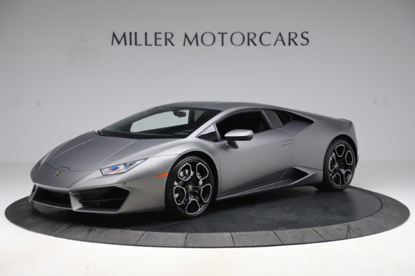 Used 2017 Lamborghini Huracan LP 580-2 for sale $179,900 at Bugatti of Greenwich in Greenwich CT 06830 2