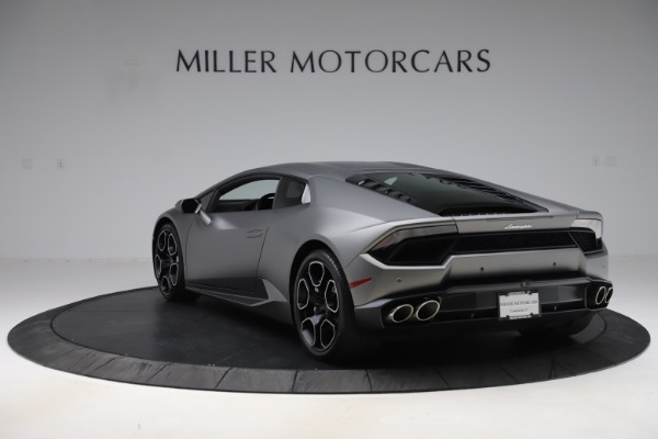 Used 2017 Lamborghini Huracan LP 580-2 for sale $179,900 at Bugatti of Greenwich in Greenwich CT 06830 5