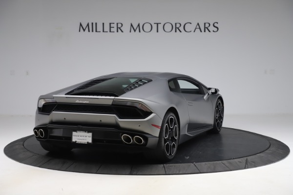 Used 2017 Lamborghini Huracan LP 580-2 for sale $179,900 at Bugatti of Greenwich in Greenwich CT 06830 7