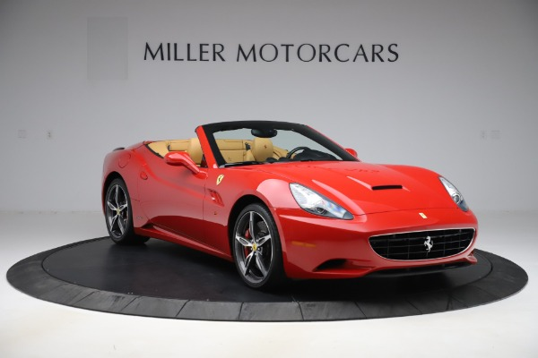 Used 2014 Ferrari California 30 for sale $127,900 at Bugatti of Greenwich in Greenwich CT 06830 11
