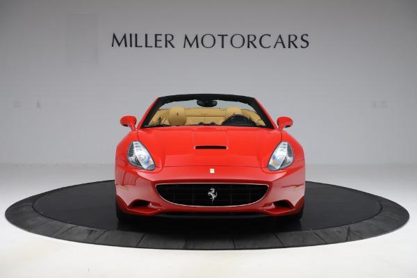 Used 2014 Ferrari California 30 for sale $127,900 at Bugatti of Greenwich in Greenwich CT 06830 12