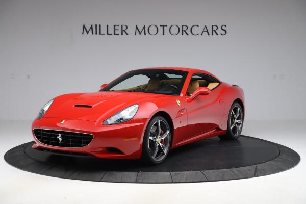 Used 2014 Ferrari California 30 for sale Sold at Bugatti of Greenwich in Greenwich CT 06830 13