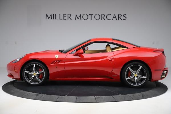Used 2014 Ferrari California 30 for sale $127,900 at Bugatti of Greenwich in Greenwich CT 06830 14