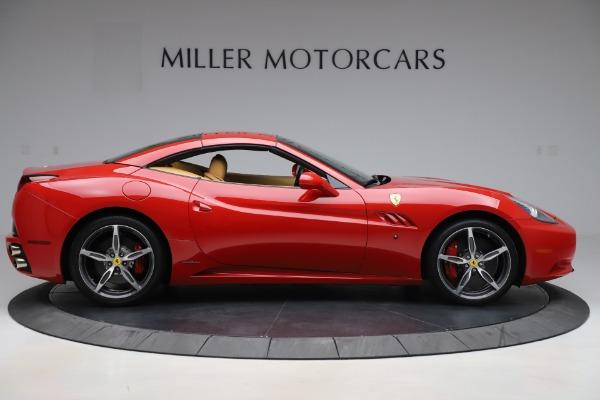 Used 2014 Ferrari California 30 for sale $127,900 at Bugatti of Greenwich in Greenwich CT 06830 15