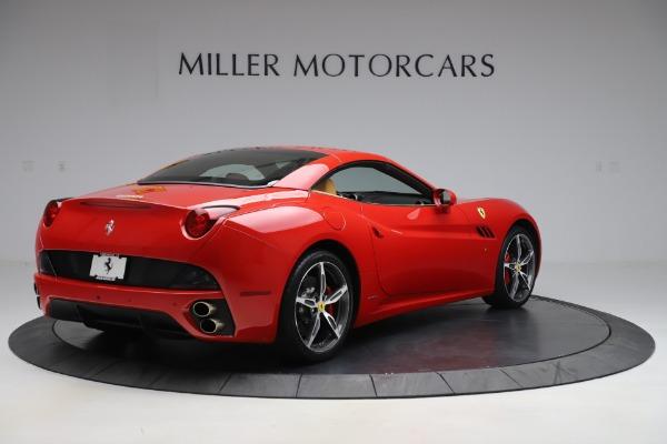 Used 2014 Ferrari California 30 for sale $127,900 at Bugatti of Greenwich in Greenwich CT 06830 16