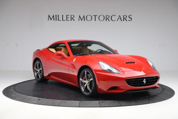 Used 2014 Ferrari California 30 for sale $127,900 at Bugatti of Greenwich in Greenwich CT 06830 17
