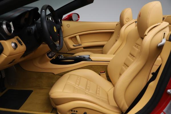 Used 2014 Ferrari California 30 for sale $127,900 at Bugatti of Greenwich in Greenwich CT 06830 19
