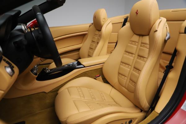 Used 2014 Ferrari California 30 for sale Sold at Bugatti of Greenwich in Greenwich CT 06830 20