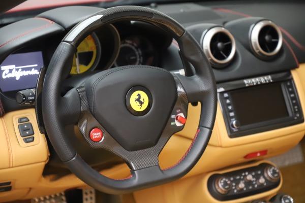 Used 2014 Ferrari California 30 for sale $127,900 at Bugatti of Greenwich in Greenwich CT 06830 21