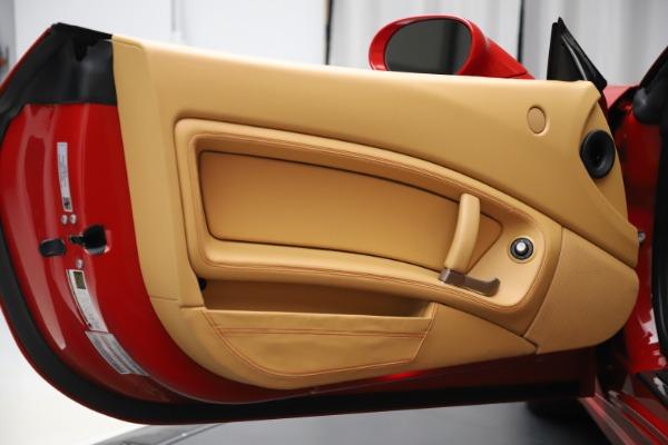 Used 2014 Ferrari California 30 for sale Sold at Bugatti of Greenwich in Greenwich CT 06830 22