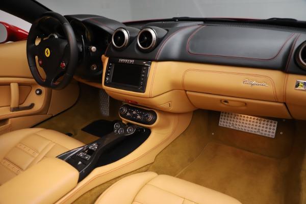 Used 2014 Ferrari California 30 for sale Sold at Bugatti of Greenwich in Greenwich CT 06830 23
