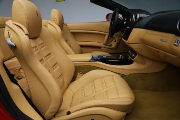 Used 2014 Ferrari California 30 for sale $127,900 at Bugatti of Greenwich in Greenwich CT 06830 24