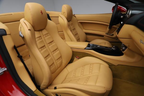 Used 2014 Ferrari California 30 for sale $127,900 at Bugatti of Greenwich in Greenwich CT 06830 25