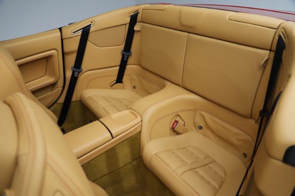 Used 2014 Ferrari California 30 for sale $127,900 at Bugatti of Greenwich in Greenwich CT 06830 27