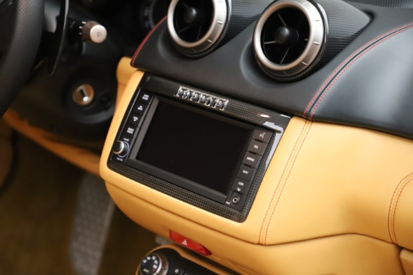 Used 2014 Ferrari California 30 for sale Sold at Bugatti of Greenwich in Greenwich CT 06830 28