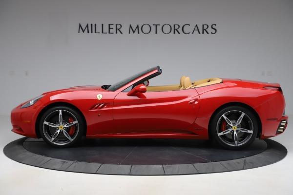 Used 2014 Ferrari California 30 for sale Sold at Bugatti of Greenwich in Greenwich CT 06830 3