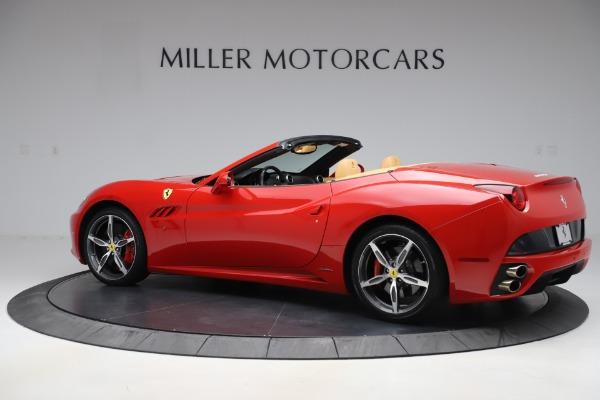 Used 2014 Ferrari California 30 for sale Sold at Bugatti of Greenwich in Greenwich CT 06830 4
