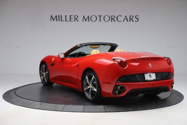 Used 2014 Ferrari California 30 for sale $127,900 at Bugatti of Greenwich in Greenwich CT 06830 5