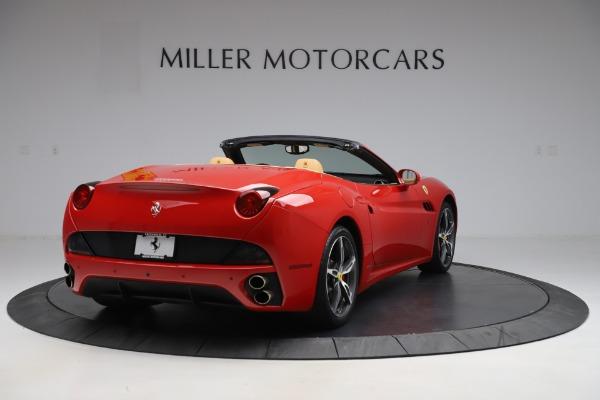 Used 2014 Ferrari California 30 for sale $127,900 at Bugatti of Greenwich in Greenwich CT 06830 7